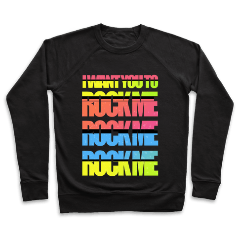 Rock Me Pullover