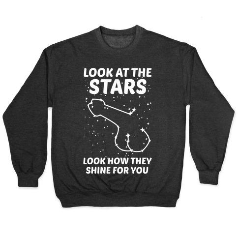 Penis Constellation Pullover