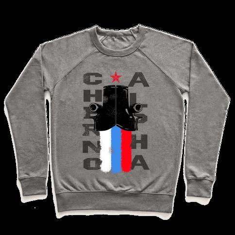 Rim: Cherno Alpha-Russia Pullover