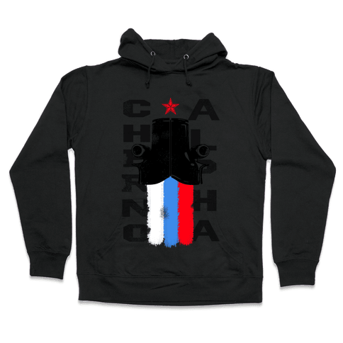 Rim: Cherno Alpha-Russia Hooded Sweatshirt