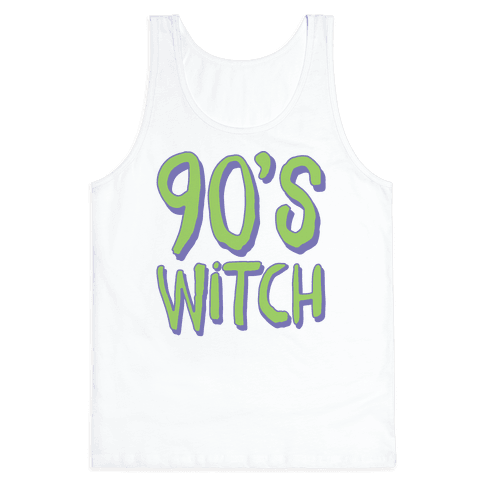 90's Witch Tank Top