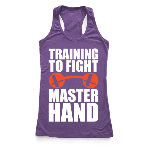 Training To Fight Master Hand