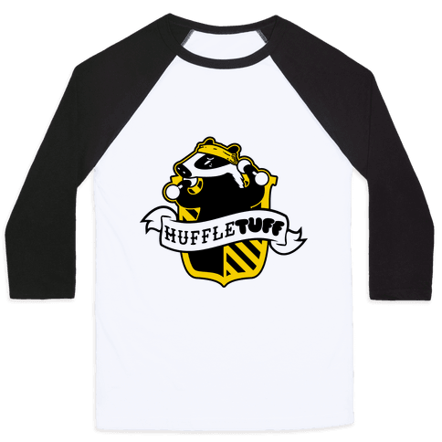Huffletuff (No Text) Baseball Tee