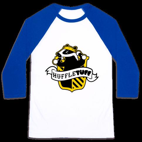 Huffletuff (No Text) Baseball Tee