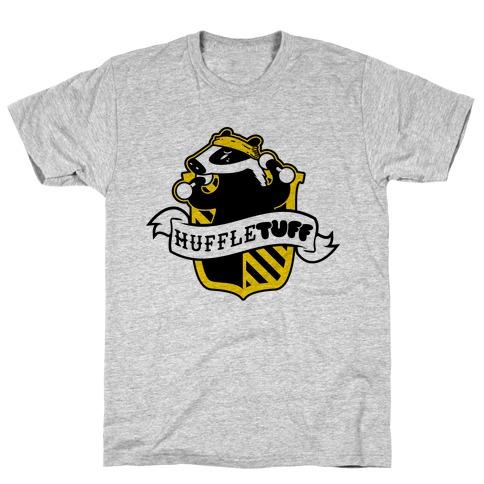Huffletuff (No Text) T-Shirt