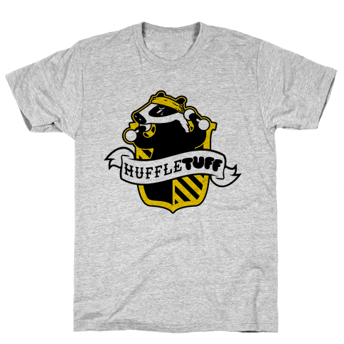 Huffletuff (No Text) Mens T-Shirt