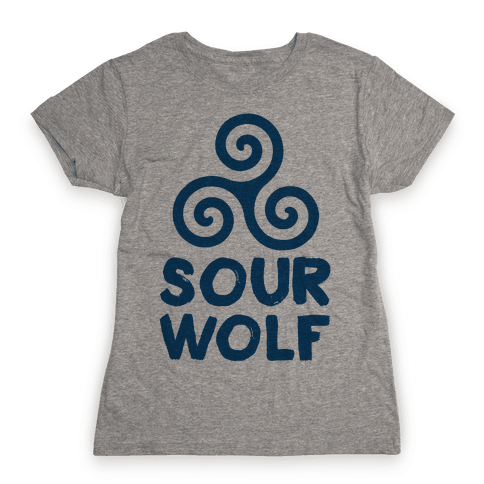 Sourwolf Womens T-Shirt