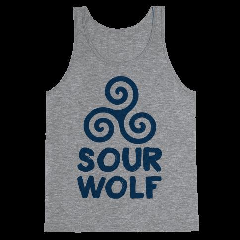 Sourwolf Tank Top