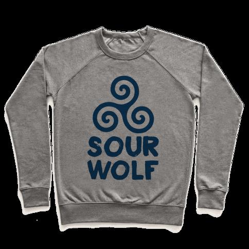 Sourwolf Pullover