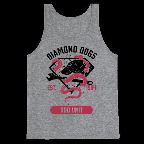 Diamond Dogs R&D Unit Tank Top