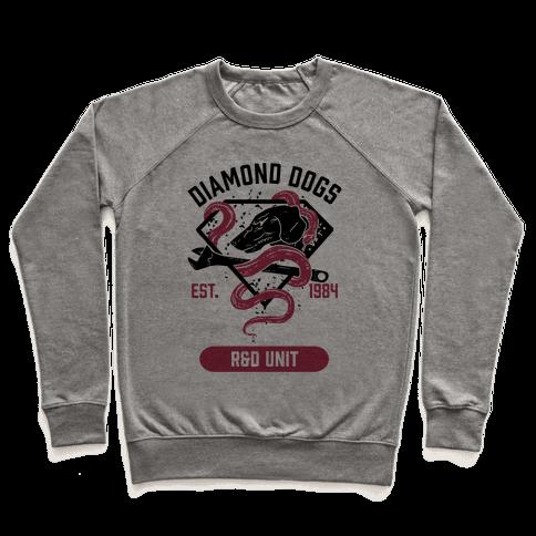 Diamond Dogs R&D Unit Pullover