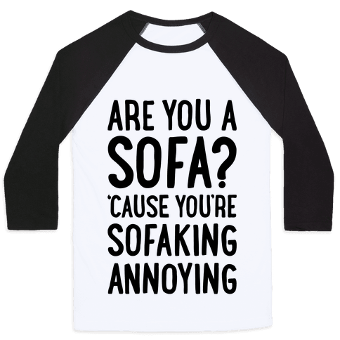 Are You A Sofa