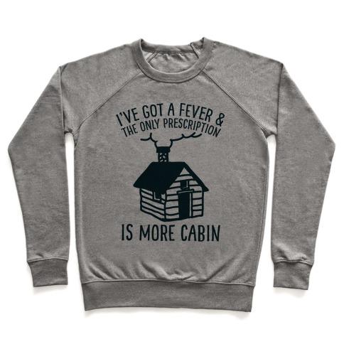 More Cabin  Pullover