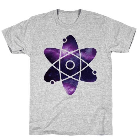 Atom Mens T-Shirt