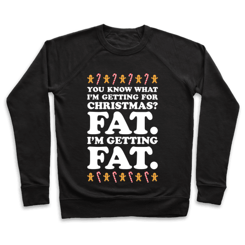 Fat Christmas Pullover