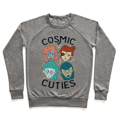 Cosmic Cuties Pullover
