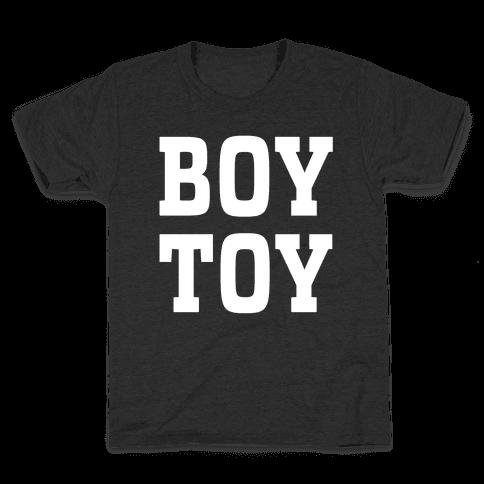 Boy Toy Kids T-Shirt