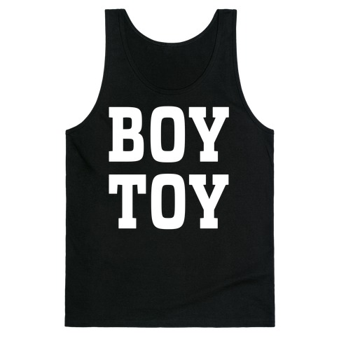 Boy Toy Tank Top