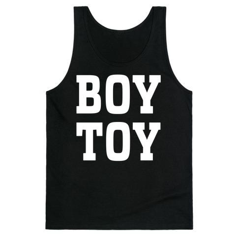 Boy Toy Tank Top