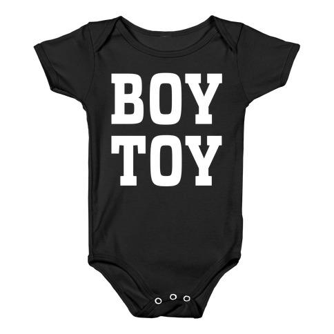 Boy Toy Baby Onesy