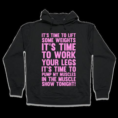 The Muscle Show Hooded Sweatshirt