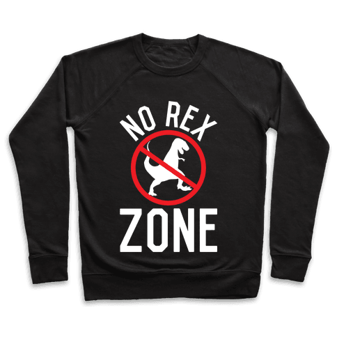 No Rex Zone Pullover