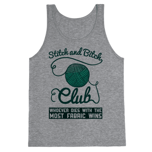 Stitch And Bitch Club