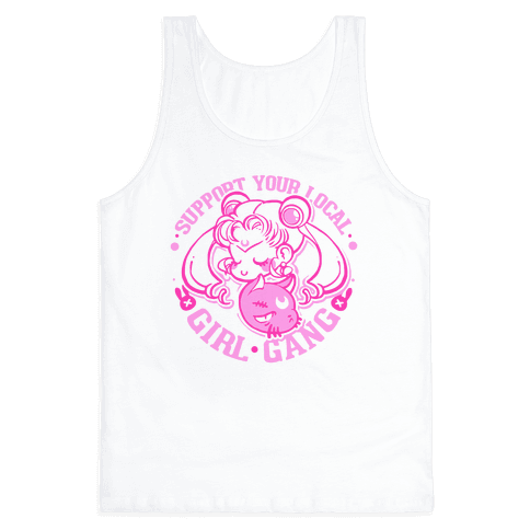 Support Your Local Girl Gang Tank Top