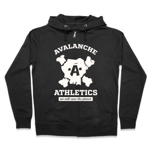 Avalanche Athletics Zip Hoodie