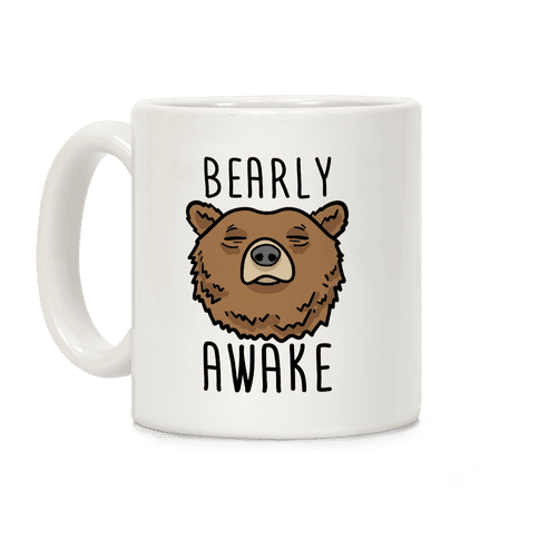 Bearly Awake Coffee Mug