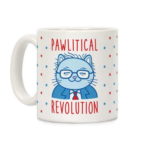 Pawlitical Revolution Coffee Mug