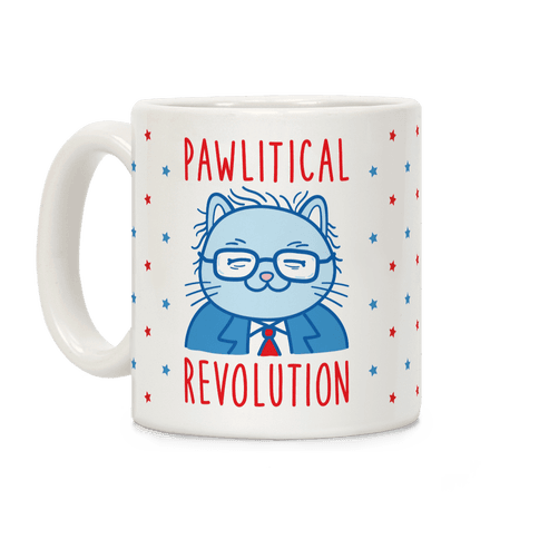 Pawlitical Revolution Coffee Mug