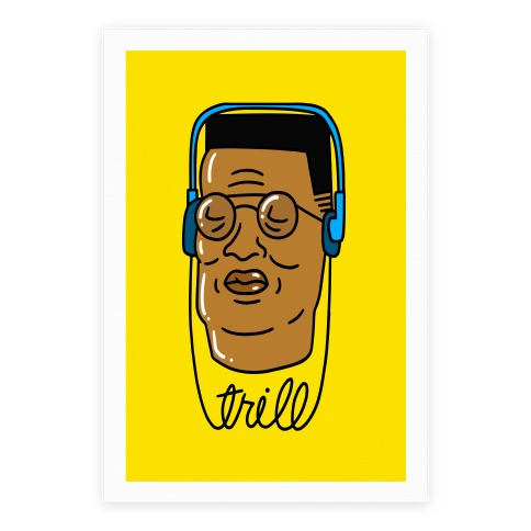 Hank Trill Poster