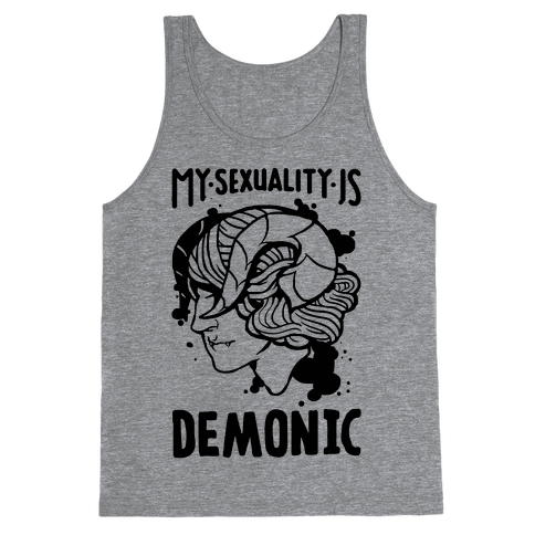 My Sexuality Is Demons Tank Top