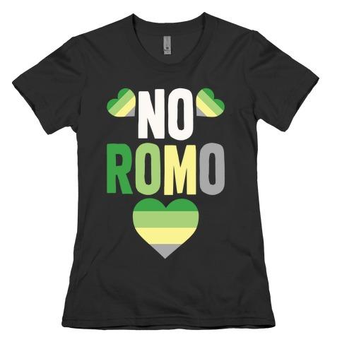 No Romo Womens T-Shirt