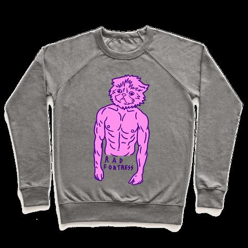 Cat Man Pullover