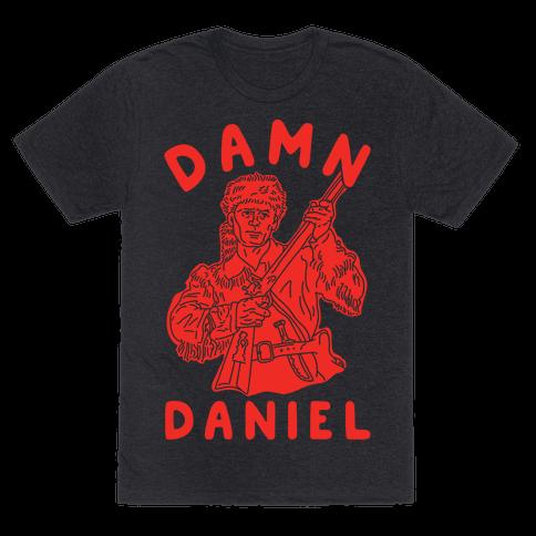 Damn Daniel Boone