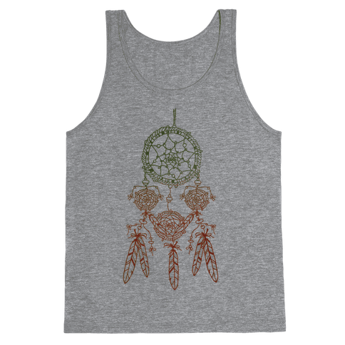 Ombre Dreamcatchers Tank Top
