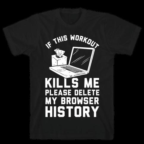 how to delete print history
