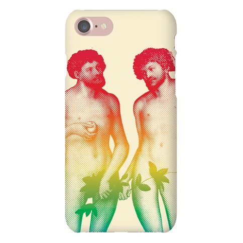Adam and Steve Phone Case