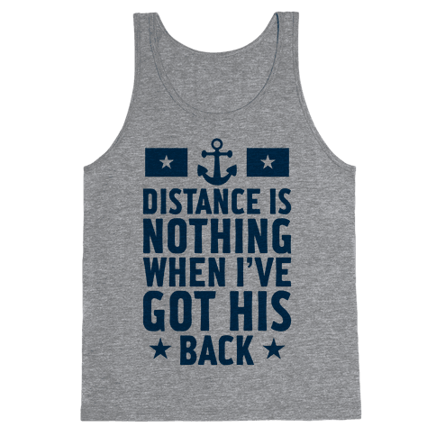 I've Got His Back (Navy)