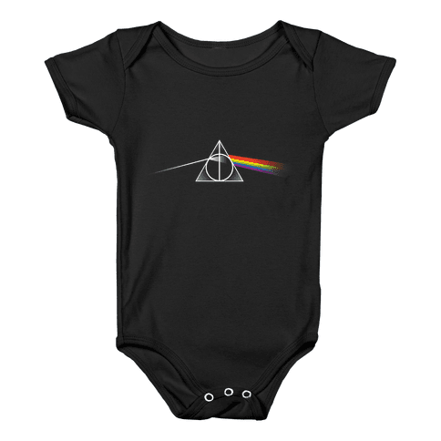 Dark Side of the Hallows Baby Onesy