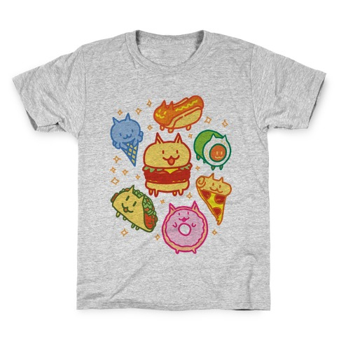 Cat Food Kids T-Shirt