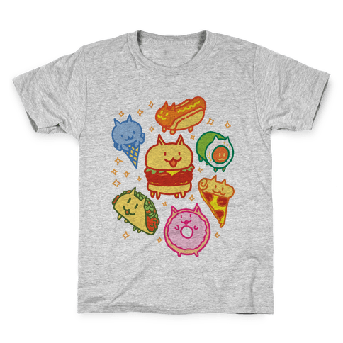 Cat Food Kids T-Shirt