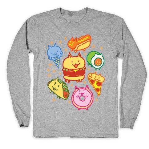 Cat Food Long Sleeve T-Shirt
