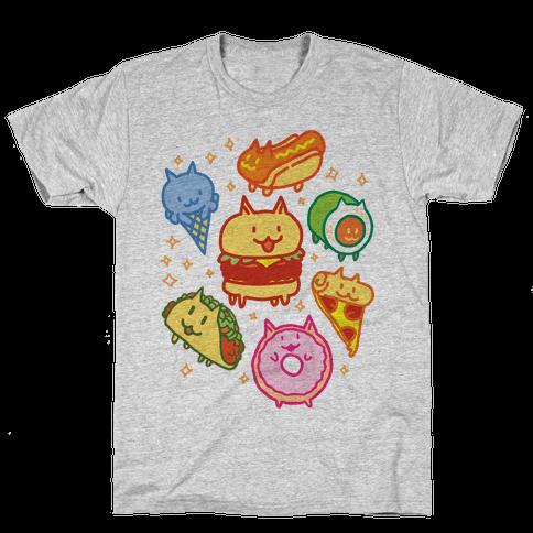 Cat Food Mens T-Shirt