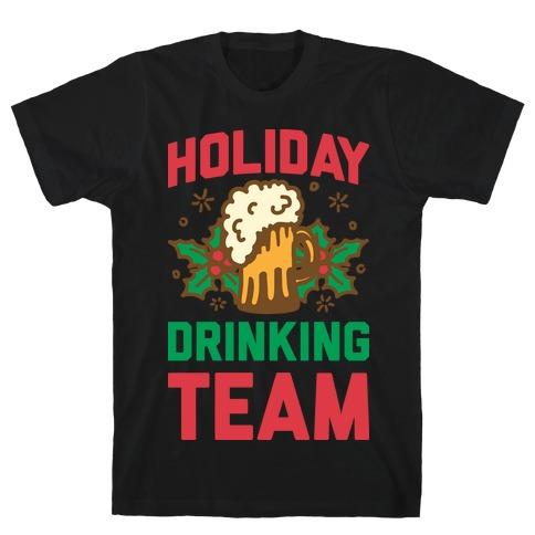 Holiday Drinking Team T-Shirt