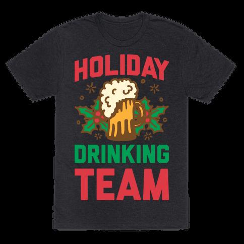 Holiday Drinking Team