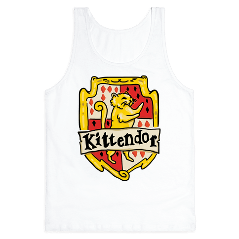 House Cats Kittendor Tank Top