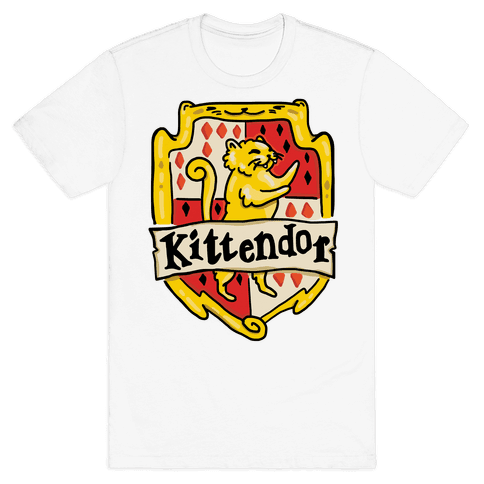 House Cats Kittendor Mens T-Shirt